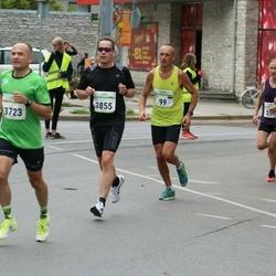 Tallinna Maraton - Kristo Kokk (99), Joachim Wunsch (3855)