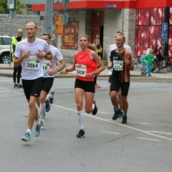 Tallinna Maraton - Tiit Arus (221), Antti Ventsel (3064), Bret Schär (3459)