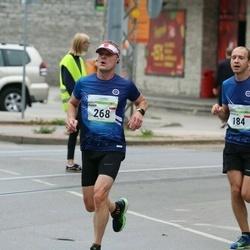 Tallinna Maraton - Krzysztof Manka (184), Radek Bedynski (268)
