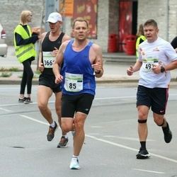Tallinna Maraton - Aivar Juus (85), Marek Pohla (491)