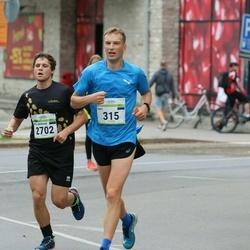 Tallinna Maraton - Mart Kelk (315), Gerd Herman Veeber (2702)