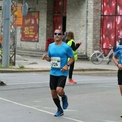 Tallinna Maraton - Dmitri Kütt (726), Olev Peters (820)