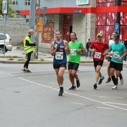Tallinna Maraton - Kristjan Tulp (312), Jüri Saar (3217)