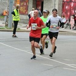 Tallinna Maraton - Sander Orhidejev (396), Madis Sillamaa (2669)