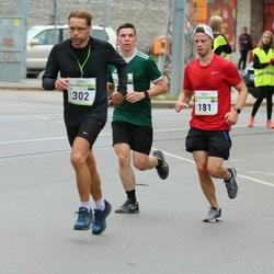 Tallinna Maraton - Riku Heinonen (181), Rene Pere (302)