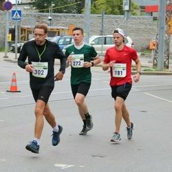 Tallinna Maraton - Riku Heinonen (181), Petteri Schultz (272)