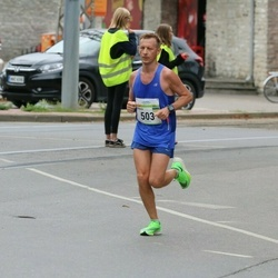 Tallinna Maraton - Yevhen Churiak (503)