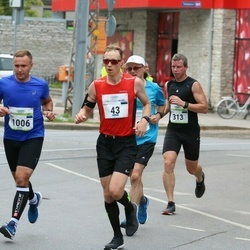 Tallinna Maraton - Einar Pihlap (43), Jaanus Laidvee (313)
