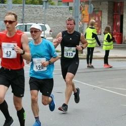 Tallinna Maraton - Tomasz Furman (198), Jaanus Laidvee (313)