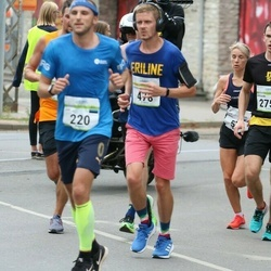 Tallinna Maraton - Alvar Põldeots (478), Grigori Ovtsarenko (2752)