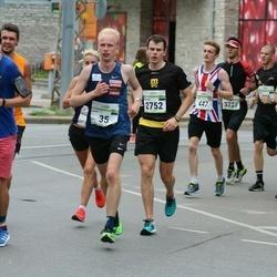 Tallinna Maraton - Marti Medar (35), Grigori Ovtsarenko (2752)