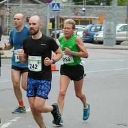Tallinna Maraton - Juha Hulkkonen (242), John Morris (253)