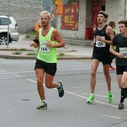Tallinna Maraton - Vladimir Shcheblykin (154), Mairo Rõuk (164)