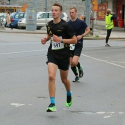 Tallinna Maraton - Karl Tamm (597)