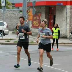 Tallinna Maraton - Oliver Alver (257), Mehdi Kadiri Hassani (399)
