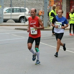 Tallinna Maraton - Seghrouchni Hafid (87), Igor Zahharov (515)