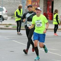 Tallinna Maraton - Marko Liiv (255), Taaniel Laimets (796)