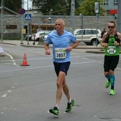 Tallinna Maraton - Tony Welsh (418), Pekka Harju (3857)