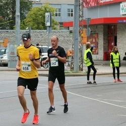 Tallinna Maraton - Hargo Kalaus (342), Siim Saar (658)