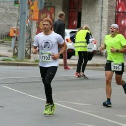 Tallinna Maraton - Marek Aasna (295), Silver Tilk (1702)