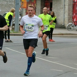 Tallinna Maraton - Martin Kaljumäe (672), Raul Torga (1545)