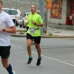 Tallinna Maraton - Martin Kaljumäe (672)