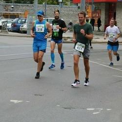 Tallinna Maraton - Ilia Batyrev (301), Michael Jones (421)