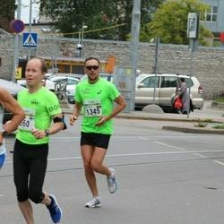 Tallinna Maraton - Mika Metsojoki (660), Nadezhda Podobasheva (1345)