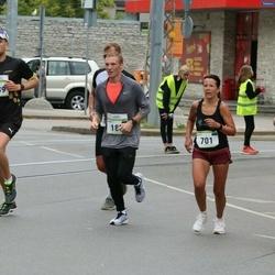 Tallinna Maraton - Henri Manninen (183), Kitty Kubo (701)