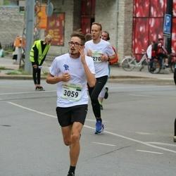 Tallinna Maraton - Andrus Vaarik (3059), Lauri Tõnise (3270)