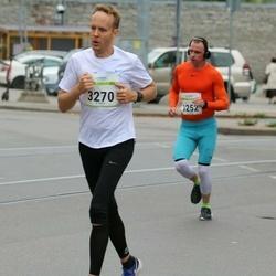 Tallinna Maraton - Jarmo Tamm (3252), Lauri Tõnise (3270)