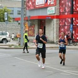 Tallinna Maraton - Jani Ylisaukko-Oja (158), Nikita Pavlov (3617)