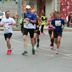 Tallinna Maraton - Heigo Paide (250), Priit Pääru (475)