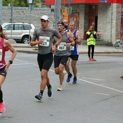 Tallinna Maraton - Andre Mets (429), Anton Šafrostin (867)