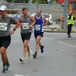 Tallinna Maraton - Richard Leemits (157), Anton Šafrostin (867)