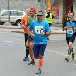 Tallinna Maraton - Billy Morton (357), Marek Meus (413)