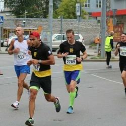 Tallinna Maraton - Igor Perepech (511), Kirill Yelizarov (2789)
