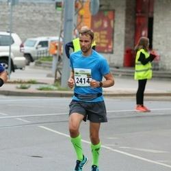 Tallinna Maraton - Martins Sebris (2414)