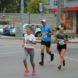 Tallinna Maraton - Alo Viirmaa (469), Huahua Qiu (3651)