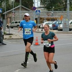 Tallinna Maraton - Kadi Torila (234), Alo Viirmaa (469)