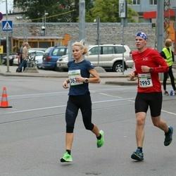 Tallinna Maraton - Jüri Joonas (2993), Külliki Taylor (3676)