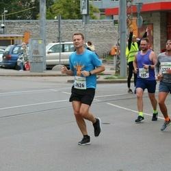 Tallinna Maraton - Konstantin Ozerov (105), Renars Vaivods (3626)