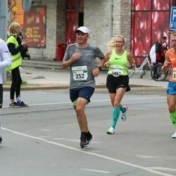 Tallinna Maraton - Assar Tops (252), Kairit Valk (3462)