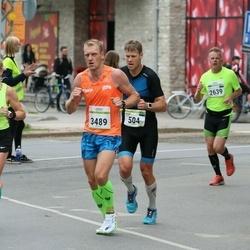 Tallinna Maraton - Indrek Aarna (504), Hannes Oks (3489)