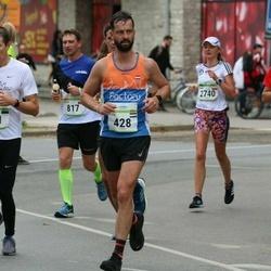 Tallinna Maraton - Niels Van Tienen (428)