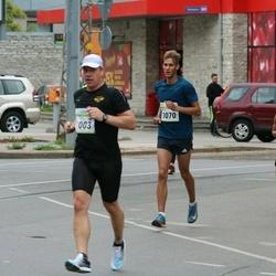 Tallinna Maraton - Alar Ojasoo (1003), Martin Moistus (3070)
