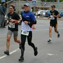 Tallinna Maraton - Maximilian Walter (703), Miiko Peris (1001)