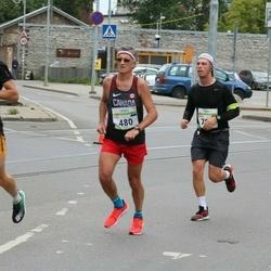 Tallinna Maraton - Alec Nyiri (480), Matiss Veiss (795)