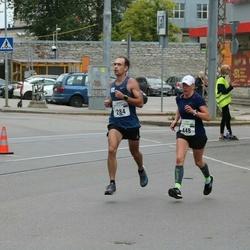 Tallinna Maraton - Jan Dubrovski (284), Annely Kruusa (448)