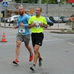 Tallinna Maraton - Andreas Rikken (94), Steffen Weber (464)